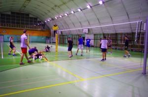 II Andrzejkowy Turniej Piłki Siatkowej