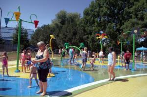 otwarcie parku wodnego 2k